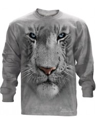 А Вам слабо взглянуть в глаза белому тигру?