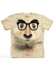 Хомяк на футболке