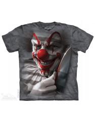 Злобненький клоун-то!